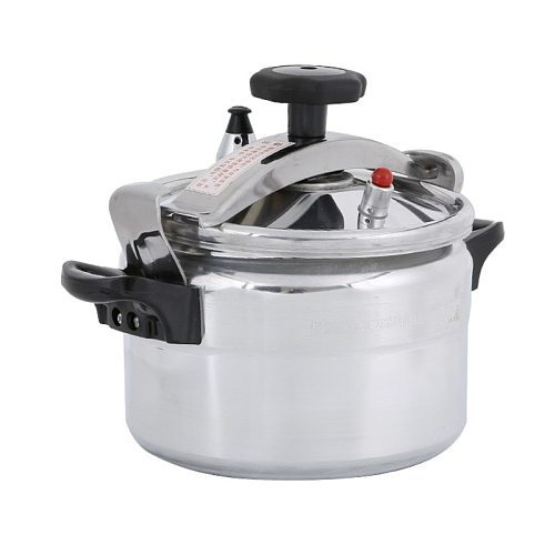 Pressure cooker aluminum 7L with lid Mayer & Boch 27738