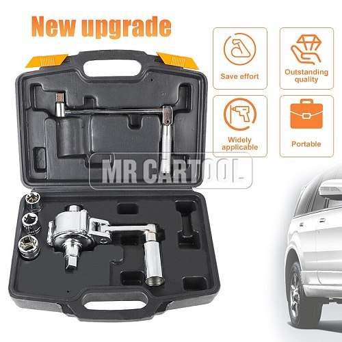 MR CARTOOL 1/2  Torsional Torque Multiplier Wrench Lug Nut Remover Type Car Tire Disassembly Labor-Saving Force Wrench 3200N.M