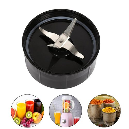 Household Juicer Parts Replacement Part for Magic Bullet Cross Blade Included Rubber Seal Ring