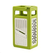 4 in 1 kitchen grater, Folds Flat grater for easy storage kitchen tools vegetable gadgets cooking tools