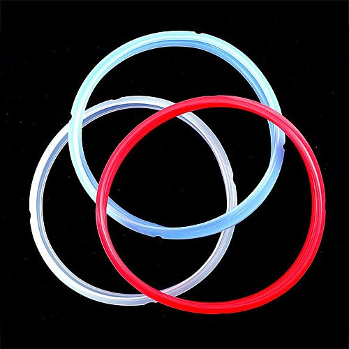 2020 New Silicone Sealing Ring 20-26CM/3-8 Quart For Instant Pot Electric Pressure Cooker Electric Pressure Cooker Sealer Parts