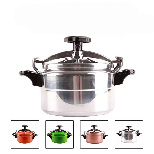 Autoclave 2L Aluminum Alloy Explosion-proof Pressure Cooker Stainless Steel Elastic Beam Electric Fire Outdoor Camping Cooker