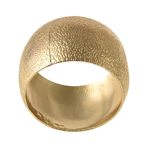 Chinese Napkin Buckle Metal Napkin Ring Model Room Napkin Buckle Cloth Circle Simple Modern Round