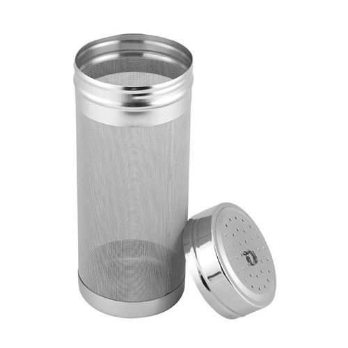 Stainless Steel Hops Filter Hop Strainer Beer Brewing Filter For Wine Fermenting Or Cider Making  Accessories