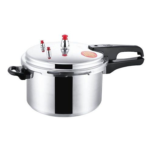 Pressure Cooker Pressure Cooker Aluminum Alloy Explosion-proof Pressure Cooker Household Gas Induction Cooker Two Pressure Cooke