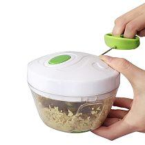 High Quality Hand Chopper Manual Rope Food Processor Silcer Shredder Salad Maker Garlic Onion Slicer Cutter Kitchen Tool