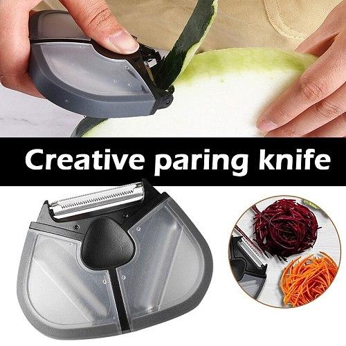 3 in 1 Peeler Slicer Shredder Stainless Steel Julienne Cutter Multi Peel Blade Grater Kitchen Tools Grater Kitchen Accessories