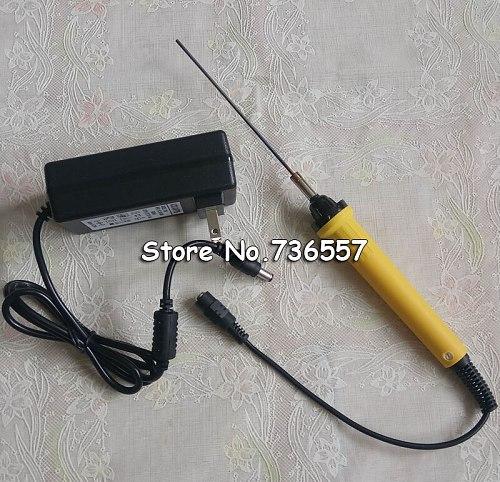 Free shipping 220V Electric Foam Cutter 20cm Hot Knife Styrofoam Cutting Pen+ Copper Electronic Voltage Transformer Adapter