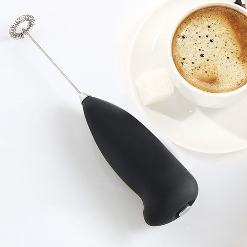Milk Drink Coffee Whisk Mixer Electric Egg Beater Frother Foamer Mini Handle Stirrer Practical Kitchen Cooking Tool Gadget#dg4