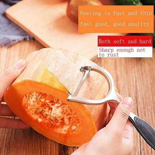 MHNTLOS Stainless Steel Multi-function Vegetable Peeler&ampJulienne Cutter Julienne Peeler Potato Carrot Grater Kitchen Tool