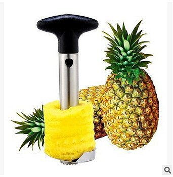 Stainless Steel Pineapple Peeler for Kitchen Accessories Pineapple Slicers Fruit Knife Cutter Kitchen Tools and Cooking Hot Sale