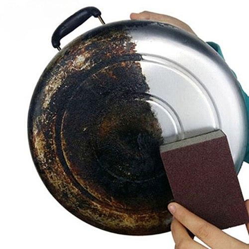 Kitchen Accessories Gadgets Nano Magic Eraser Sponge Brush Cleaning Descaling Rub Pot Removing Rust Kitchen Tools Utensil Goods