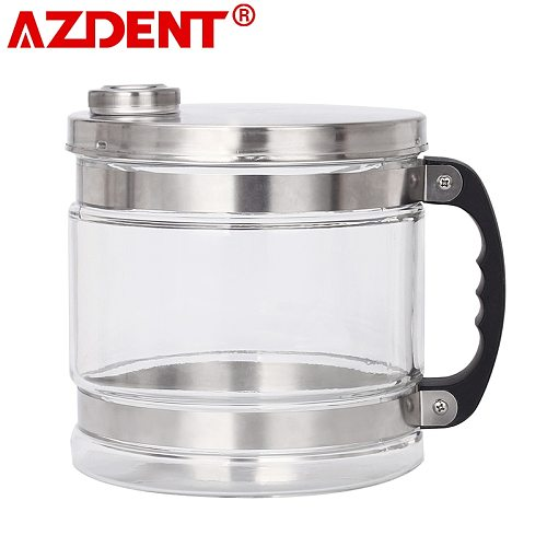 4L Water Purified Glass Bottle Jar for Water Distiller Purifier Water Tank Spare Parts for Water Distillation Machine