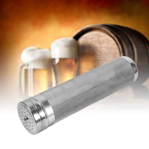 2020 New Stainless Steel Filter Bag for Jelly Jams Wine Steel Beer & Wine Brewing Filter Hop Spider Homebrew Barrel Dry Hopper