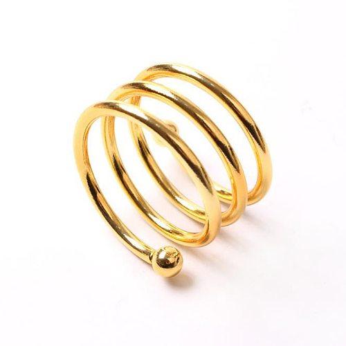 1PC Creative Metal Napkin Ring Button Ring Napkin Western Buckle Napkin Ring