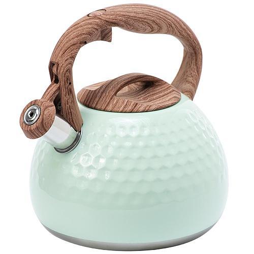 Whistling Kettle For Gas Stove Bouilloire Stainless Steel Whistle Tea Kettle Water Bottle Stainless Steel Whistling Tea Kettle