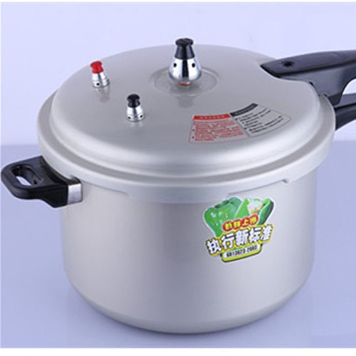 Autoclave 2.2L/3.2L Multifunctional Aluminium Alloy Pressure Cooker Rice Cooker Soup Pot Stewpot for Gas Stove Induction Cooker
