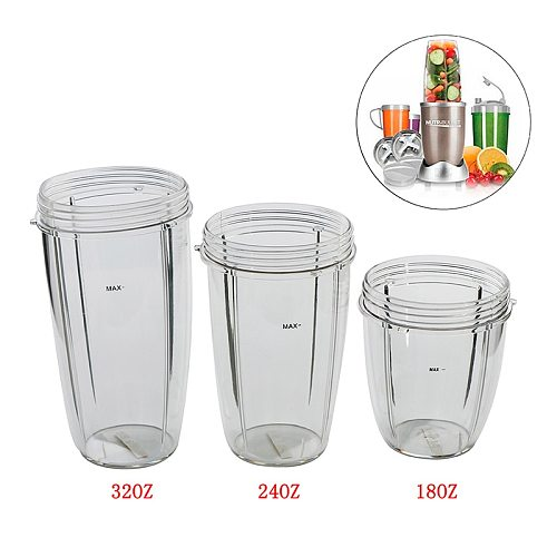 New Arrival 18/24/32 oz Juice Extractor Cup Juice Machine Parts Replacement For Nutribullet hot