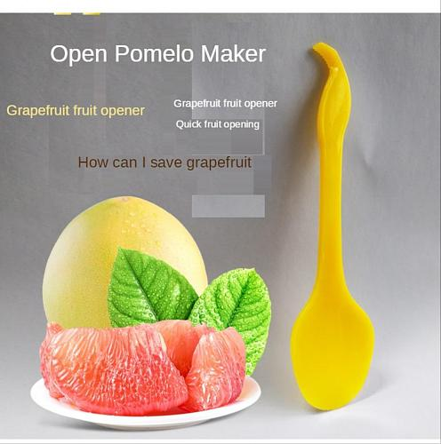 Creative and Practical Pomelo Opening Device Peeling Pomelo Device Opening Pomelo Special Fruit Tools Kitchen Gadgets