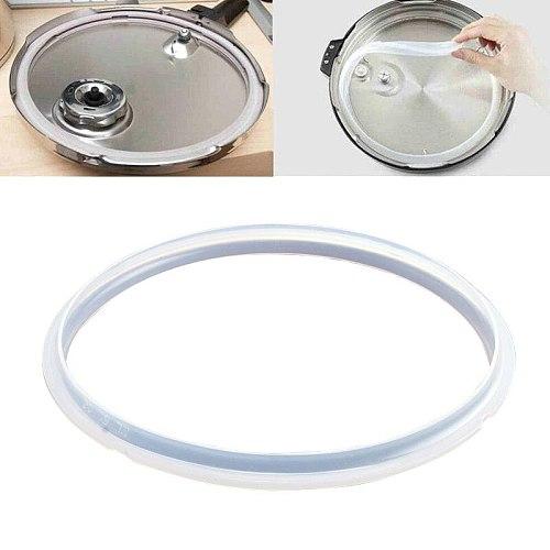 Sealing Ring 16 18 20 22 24cm Pressure Cookers White Silicone Rubber Gasket Sealing Ring Pressure Cooker Seal Ring Kitchen Tool