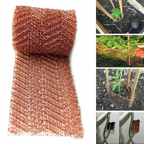 4 Wires Pure Copper Mesh Woven Filter Sanitary Food Grade For Distillation Moonshine Apparatus Home Brew Beer Moonshining 3Meter