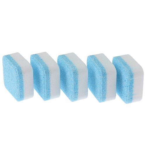 1/5 Pcs Home Washing Machine Cleaner Laundry Soap Detergent Effervescent Tablet Washer Cleaner