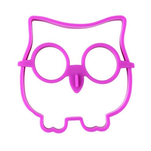 Silicone Owl Omelette Cooking Appliances Accessories for Home and Other Kitchen Small Items Egg Tool Cookware Household Utensils