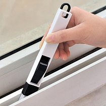 Kitchen Accessories Multifunction Window Groove Cleaning Brush Keyboard Cleaner Home Gadgets Cleaning Tools Kitchen Supply Item