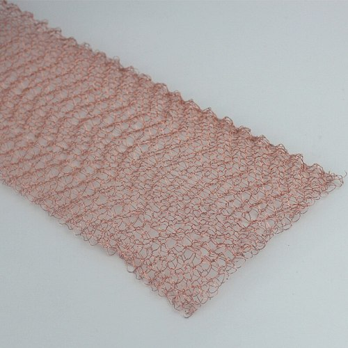 Copper Mesh for distillation Stainless Steel Mesh for distillation 1-20 Meter 100mm Width Corrugated eflux Moonshine Brewing