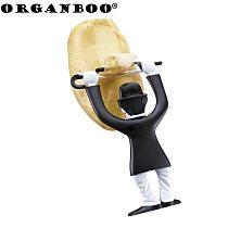ORGANBOO 1PC Kitchen Gadgets Cartoon Standing style Peeler Stainless Steel Potato Apple Fruit Vegetable Peeler Cutter