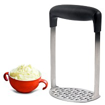 Stainless Steel Potato Ricer Creative Potato Masherer Garlic Presser for Home Kitchen Use
