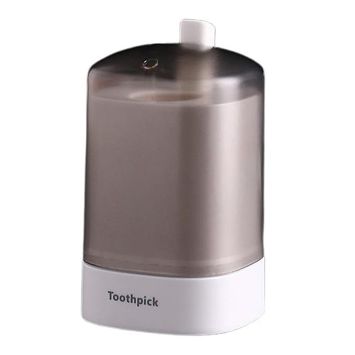 Automatic Toothpick Box Holder Container Restaurant Toothpick Dispenser