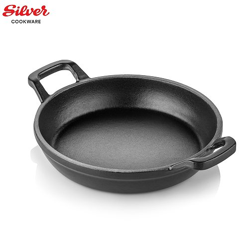 Frying omelette pan cast iron skillet 16 cm cast iron Breakfast Pan Non-stick Pan cookware high quality Made in Turkey