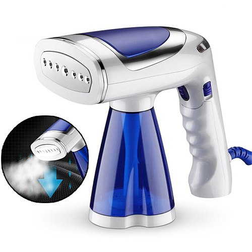 Handheld Garment Steamer 1600W Household Fabric Steam Iron Mini Portable Vertical Travel Clothes Ironing