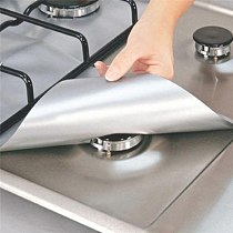 Kitchen Accessories Gas Stove Protectors Reusable Gas Stove Burner Cover Liner Mat Fire Protection Kitchen Gadgets Utensils