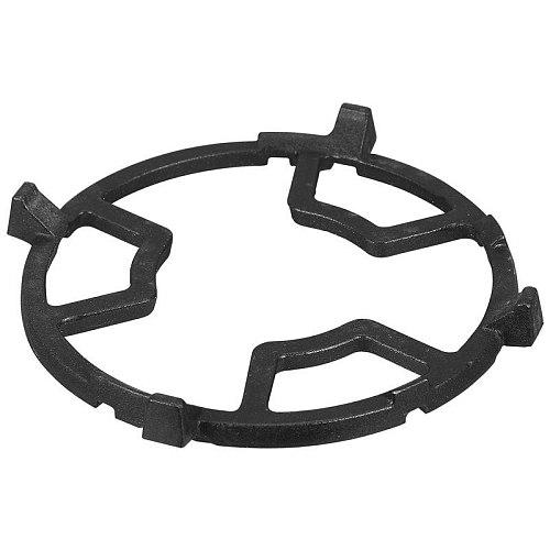 Wok Support Ring Gas Burner Rack Non-Skid Cast Iron Round Stove Trivet Pot Stand