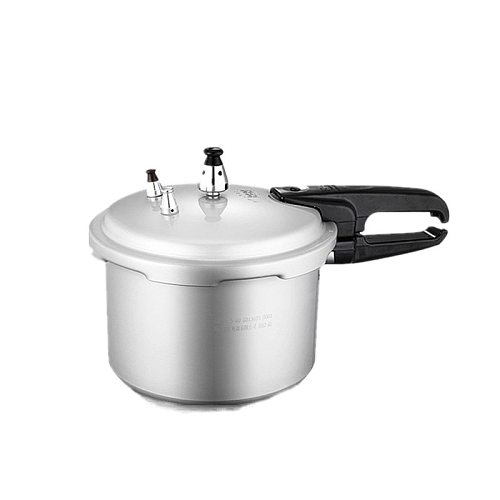 Aluminum Kitchen Pressure Cooker 16-20cm Gas Cooker Universal Cooking Energy Saving Safety Explosion-proof Pressure Cooker