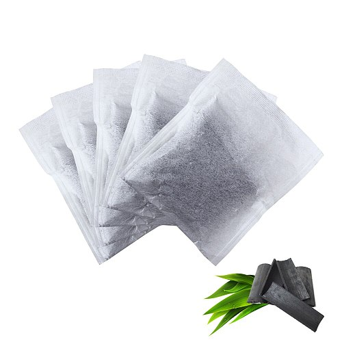 AZDENT 20 bag/lot Activated Carbon Filter for Water Distiller Water Purifier Water Distilling Machine Water Filter Household Lab