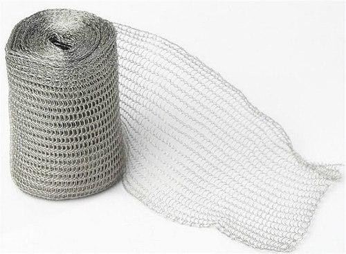 Mesh for distillation  stainless steel 304 length 0.05- 150 m  width 10cm diameter 0.25mm