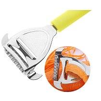 Carrot Slicer Stainless Steel Potato Peeler Multifunction Grater Shredder For Kitchen Fruit Vegetable Tools Gadgets