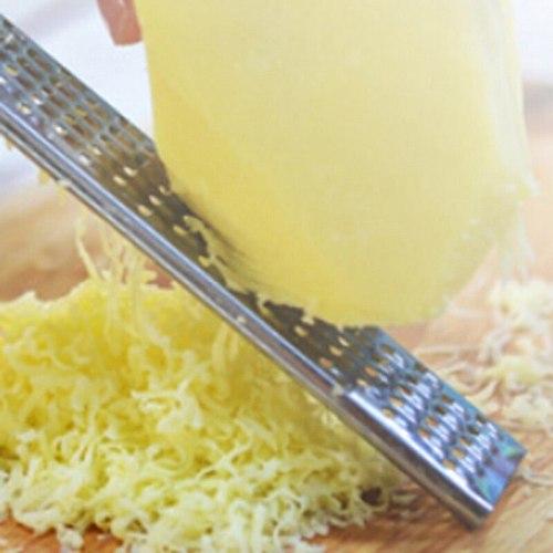 Stainless Lemon Cheese Vegetable Zester Grater Peeler Slicer Kitchen Tool Gadgets Multifunctional Fruit Vegetable Chopper