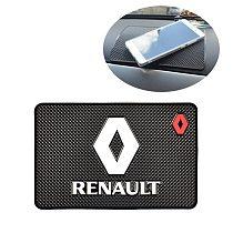 Anti-Slip Mat Pad for Renault Logo Megane Kadjar Scenic Laguna 2 3 Duster Captur Fluence Espace Frendzy Non-slip Pad Accessories