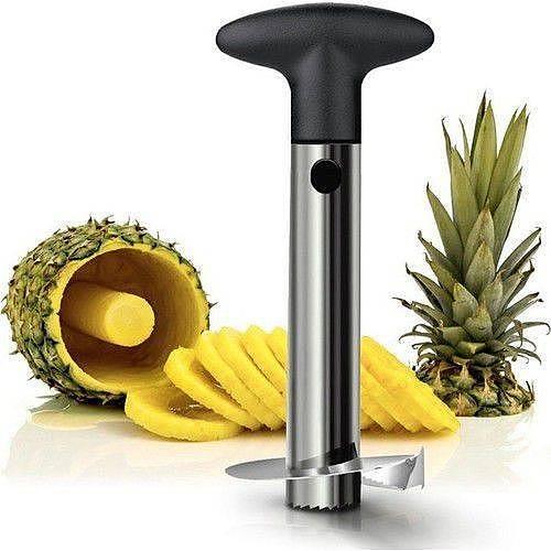 Easy Pineapple Slicer Stainless Steel Fruit Peeler