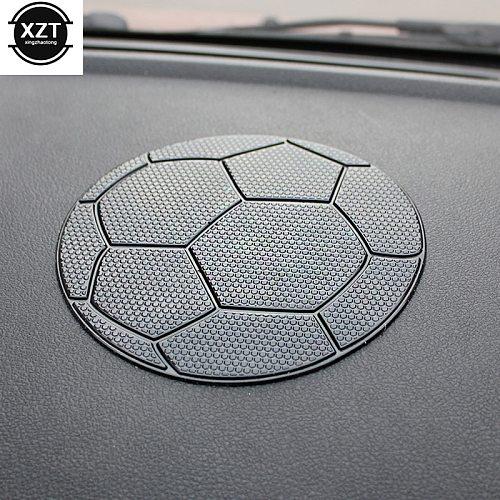 Interior Car Football Anti-Slip Dashboard Sticky For Pad Non-slip Mat Holder GPS Cell Phone Key Holders