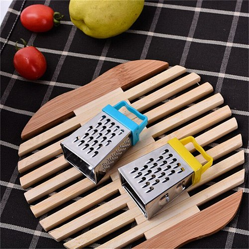 Fruit Vegetable Kitchen Tools Cocina Gadget Cuisine Multifunction Handheld Grater Slicer Small and versatile