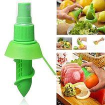 1 Set Kitchen Novelty Kitchen Accessories Lemon Sprayer for The Kitchen Fruit Kitchen Gadgets Lemon Juicer Kitchen Accessories