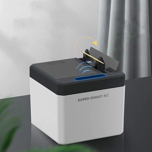 Electric Toothpick Holder Creative Intelligent Automatic Sensor Toothpick Storage Box Restaurant Hotel Family Smart Gadgets