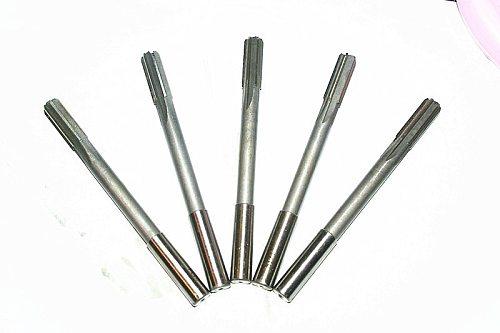 8 pcs HSS Reamer H7 3 MM 4 5 6 7 8 9 10 hole metal steel Reamer Core drill bit   rotating tool craftsman