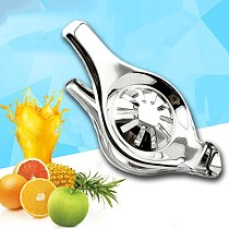 Large lemon squeezer Manual Stainless Steel Metal Fruit Juicer Orange Lime Citrus Tool Kitchen Accessorizes Supplies