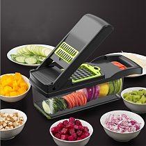 Artence Multifunctional Vegetable Fruit Tool Potato Masher ricer Vegetable Mandoline slicer Peeler Cutter Carrot Shredder Grater